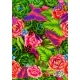 Seamless Floral Mexican Pattern - GraphicRiver Item for Sale
