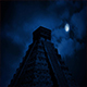 Ancient Aztec Pyramid At Night - VideoHive Item for Sale