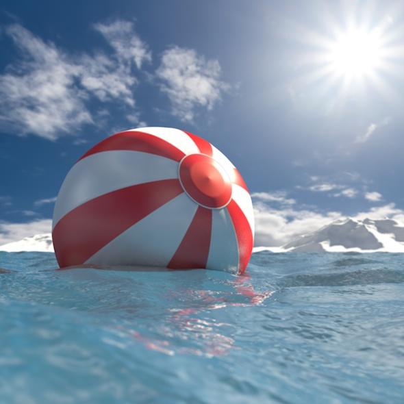 Waterball - 3DOcean Item for Sale