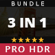 50 Pro HDR Bundle Effects 3 IN 1 - GraphicRiver Item for Sale