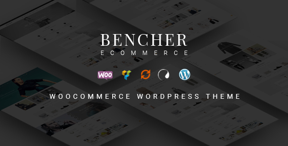 Bencher – Responsive WooCommerce WordPress Theme