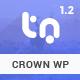 Crown - App Showcase Responsive Theme
