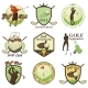 Golf Labels - GraphicRiver Item for Sale