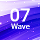 07 Color Wave Backgrounds Hd - GraphicRiver Item for Sale