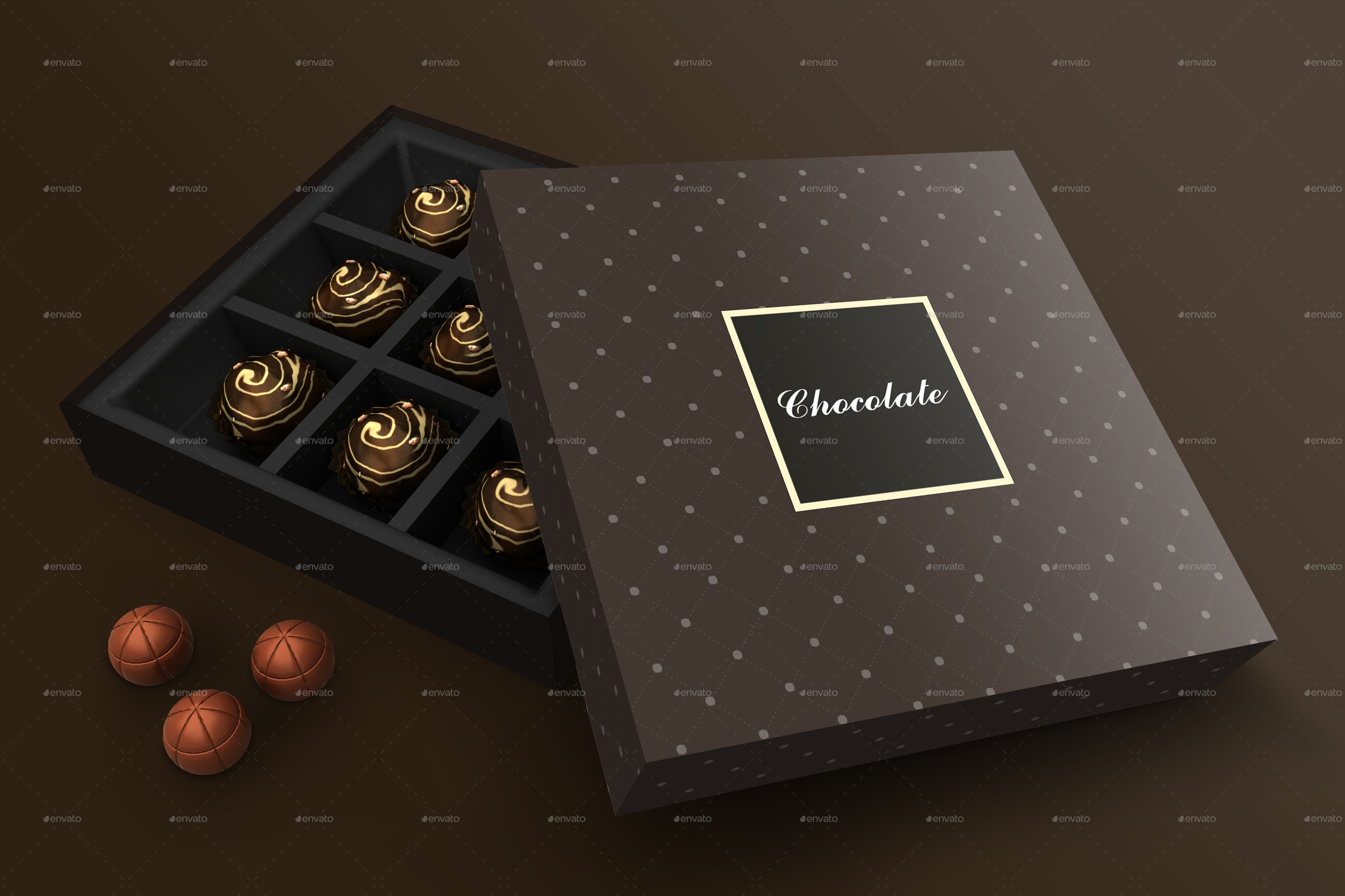 Package Box Mockups by shrdesign | GraphicRiver