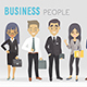 Business People Set - GraphicRiver Item for Sale