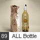 All Bottle Presentation Mock-Up - GraphicRiver Item for Sale