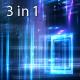 VJ Lights Grid Pack 2 - VideoHive Item for Sale