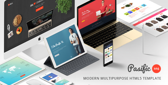 Pasific | Multipurpose Shopify Theme