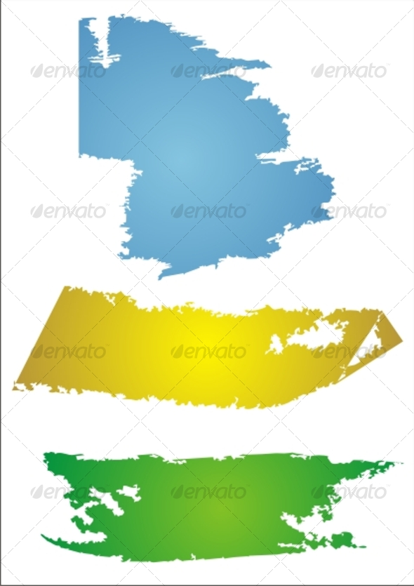 vector color banners - Backgrounds Decorative