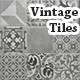008 Vintage tiles 02 - 3DOcean Item for Sale