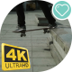 A Young Boy Performs a Trick On a Skateboard - VideoHive Item for Sale