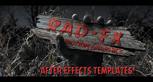 Favorite VideoHive Collection - rad-FX motion graphics designer
