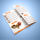Restaurant Food Menu V3 - GraphicRiver Item for Sale