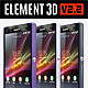 Element 3D - Sony XPERIA Z - 3DOcean Item for Sale