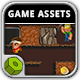 Nugget Seeker Adventure - Game Assets  - GraphicRiver Item for Sale