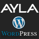 Ayla - Responsive WordPress Blog Theme Nulled
