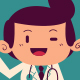 Cartoon Doctor Character Set - GraphicRiver Item for Sale