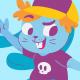 Bunny Doing Tricks on Skateboard - GraphicRiver Item for Sale