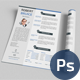 Handy Resume - GraphicRiver Item for Sale