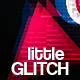 Little Glitch Photoshop Template - GraphicRiver Item for Sale
