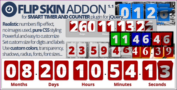 Smart Timer And Counter: Flip Skin Addon nulled