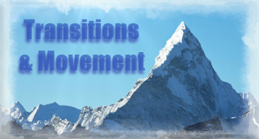 *** Transitions & Movement ***