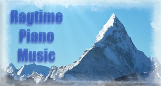 Ragtime Piano Music