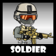 Soldier 52 Desert SpecOps - GraphicRiver Item for Sale