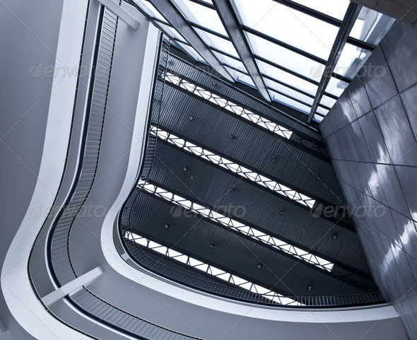 modern architecture building - Stock Photo - Images