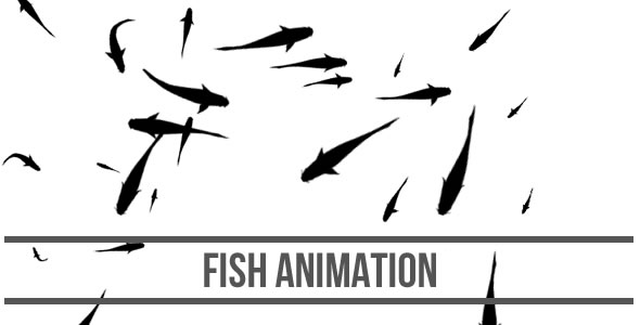 Fish Animation - HTML5 Canvas - CodeCanyon Item for Sale