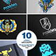 10 Logo Mock-ups Vol.2 - GraphicRiver Item for Sale