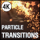 Shiny Particles Transition Vol.1 - VideoHive Item for Sale