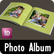 Photo album Template - Important Events - GraphicRiver Item for Sale