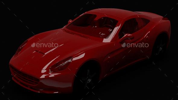 HDRi interior 2 - 3DOcean Item for Sale