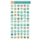 Summer Icon Set. Summer. Vacation - GraphicRiver Item for Sale