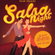 Salsa Night Flyer Template - GraphicRiver Item for Sale