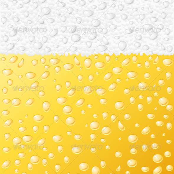 Beer texture - Food Objects