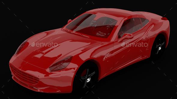 HDRi interior 7 - 3DOcean Item for Sale