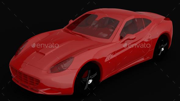 HDRi interior 8 - 3DOcean Item for Sale