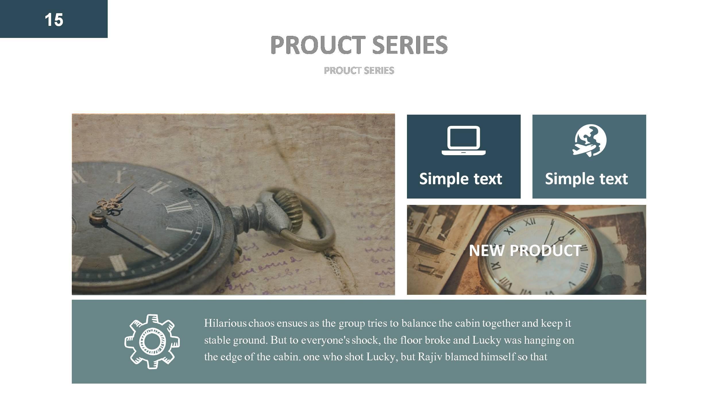 company profile google slides presentation templategardeniadesign, Presentation templates