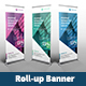 Corporate Multipurpose Roll-up Banner 3 - GraphicRiver Item for Sale