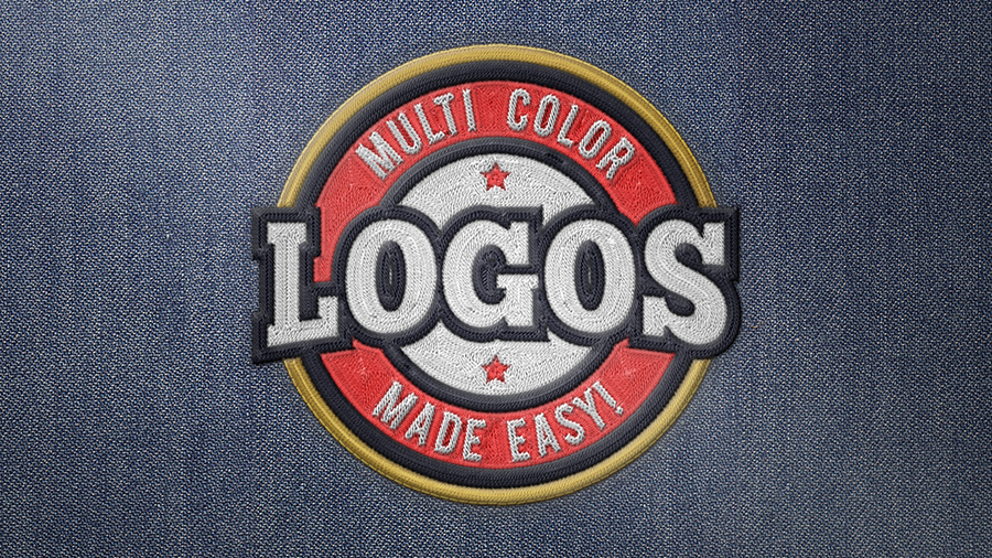 Realistic Embroidery Photoshop Actions By Blacknull Graphicriver