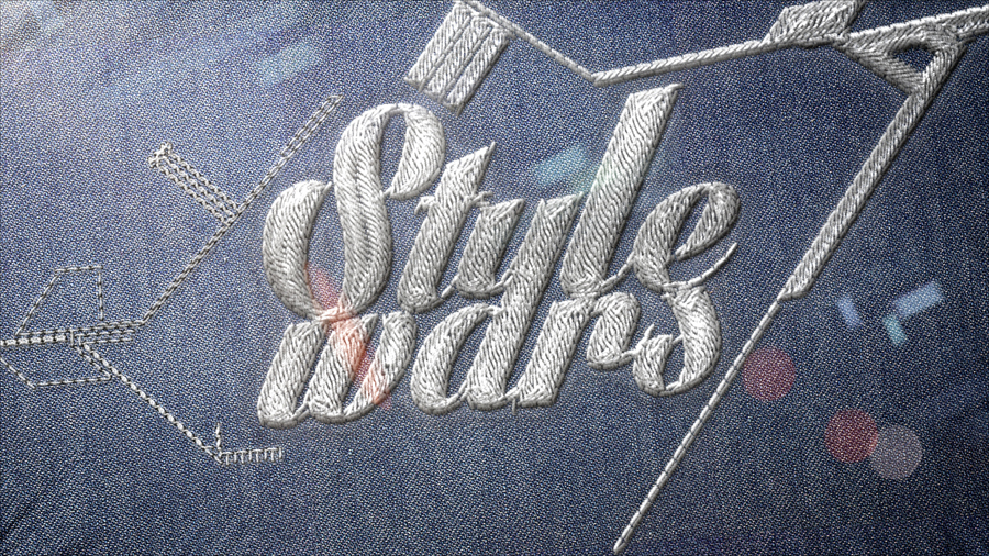 Realistic Embroidery  Photoshop Actions By BlackNull