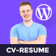 Sility - vCard, CV & Resume WordPress Theme