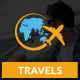 Global : Tours & Travels PSD Template Nulled
