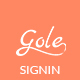 Gole UI KIT - GraphicRiver Item for Sale