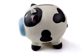 Piggy Bank Cow - PhotoDune Item for Sale