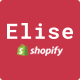 Elise - A Genuinely Multi-Concept Shopify Theme Nulled