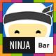 Ninja Bar for WordPress - CodeCanyon Item for Sale